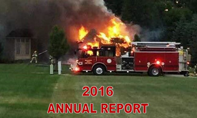 2016 BAFD Annual Report