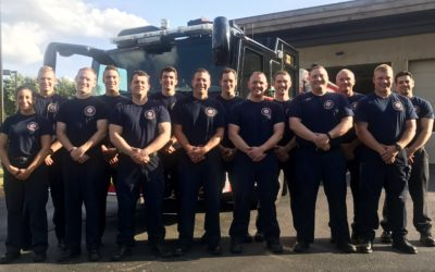 Livingston County Firefighter Training Academy – Class of 2017